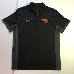 Oregon State Beavers Men's Polo Shirt (X-Large)